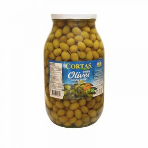 CORTAS-GREEN-OLIVES-3KG