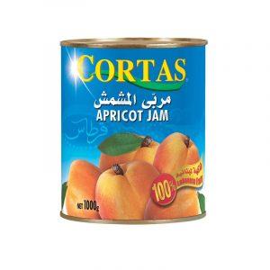 Cortas Apricot Jam 1kg