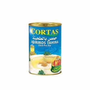 Cortas-Chick-Pea-Dip400g