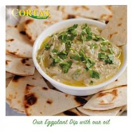 Eggplant Dip Baba Ghanoush