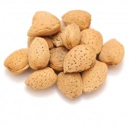 Inshell almonds