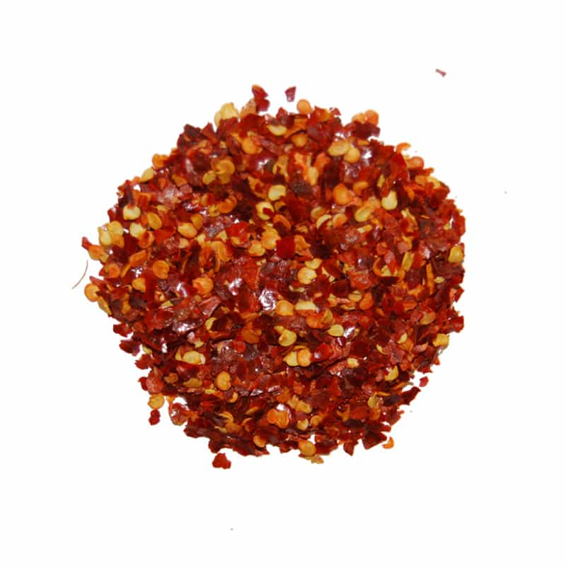 Crushed Hot Chiili